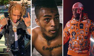 "Trippie Redd Drops ""Ghost Busters"" ft. XXXTentacion, Ski Mask the Slump God & Quavo"