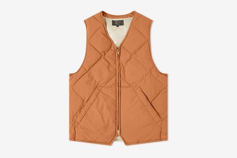 Quilted Stitch 2 Layer Vest