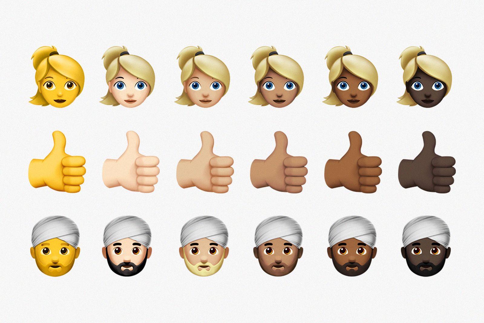 emoji inclusivity among stressful aspects digital life apple emojis