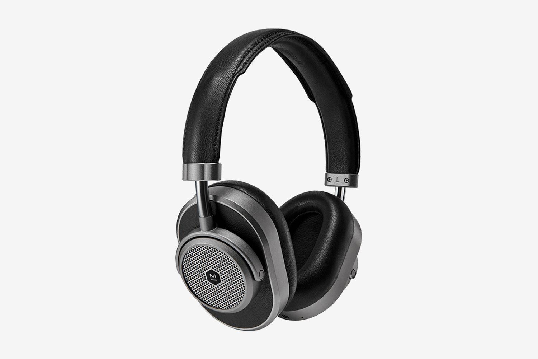 Active Noise-Cancelling Wireless Headphones