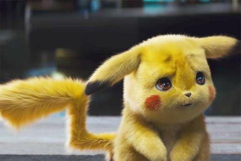 pokemon detective pikachu critic reviews Ryan Reynolds