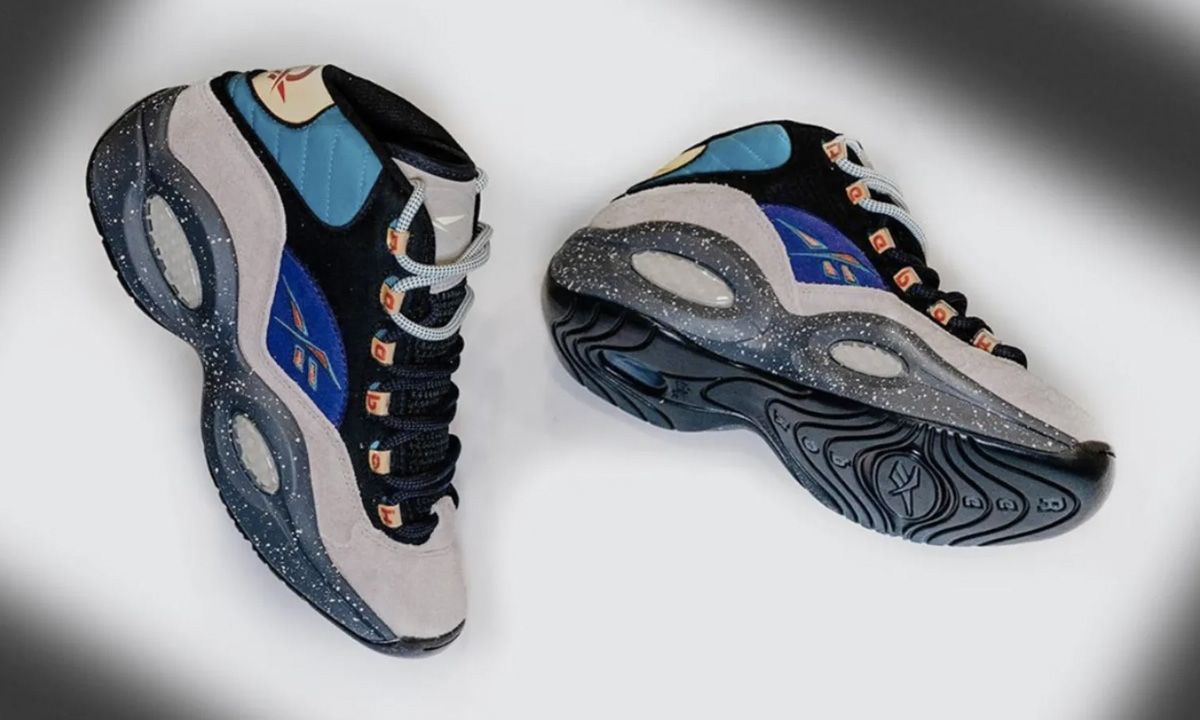 """Reebok Question Mid """"Bubba Chuck"""": Official Images & Release Info"""