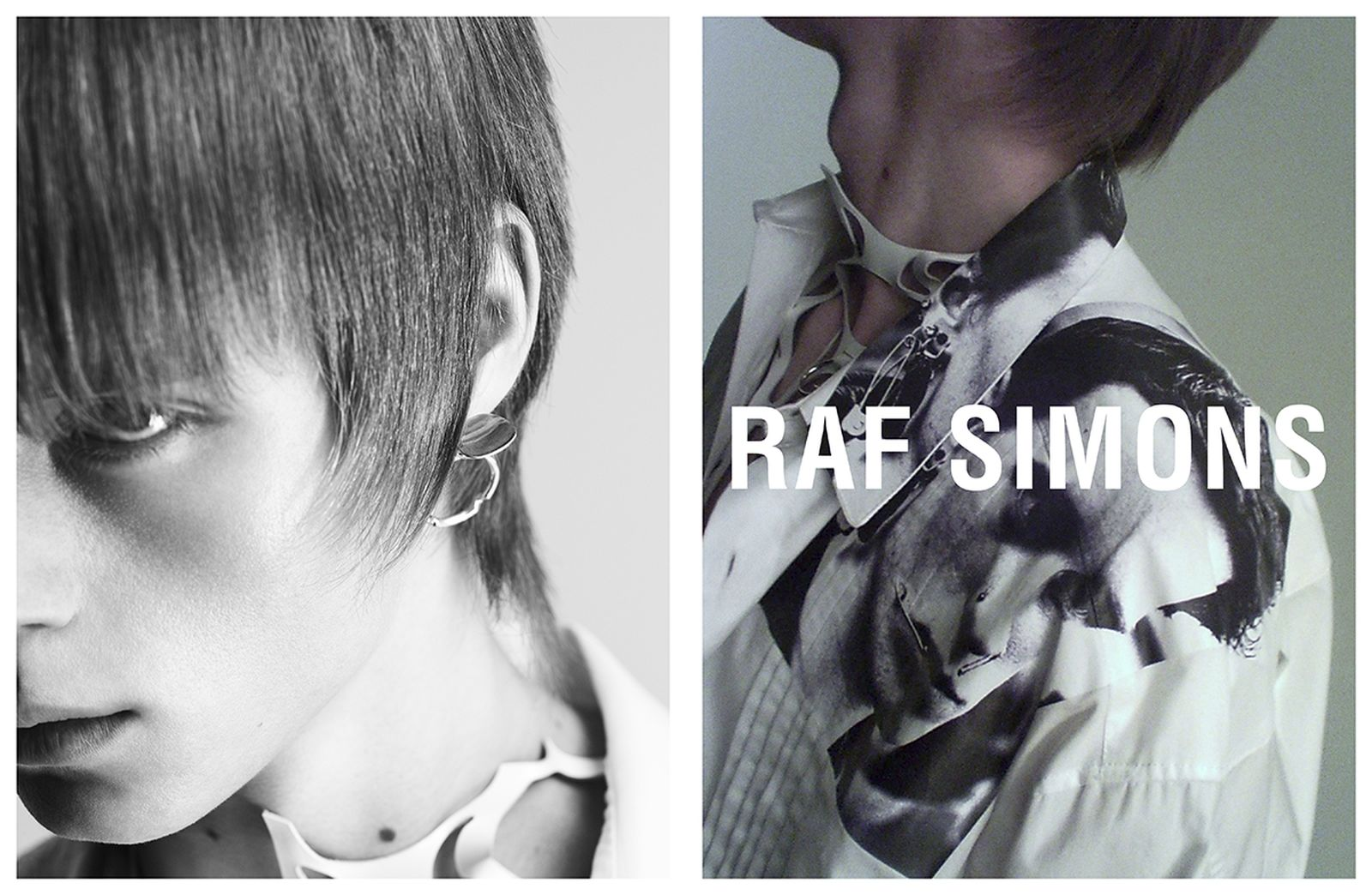 raf simons ss19 campaign willy vanderperre