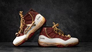 "new concept 0f089 5f433 California Winery Uncorks April Fool s Early With This Wild ""Cabernet  Sauvignon"" Air Jordan 11"