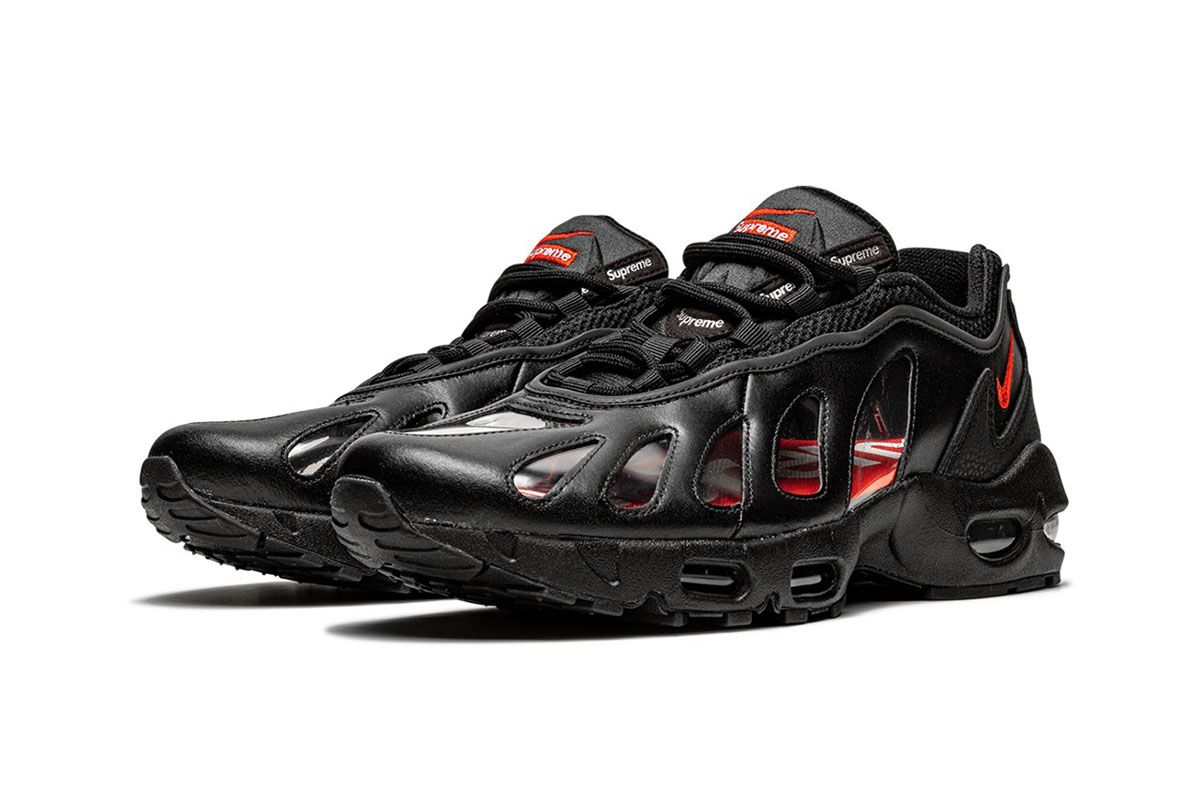 You'll Need to Step Up Your Sock Game for This Supreme x Nike Air Max 96 3