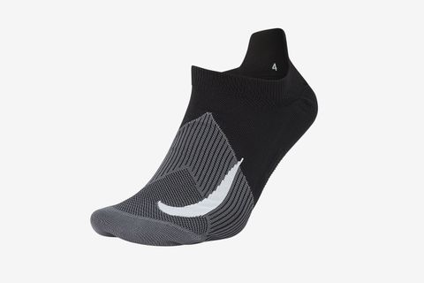 Elite Lightweight No-Show Running Socks