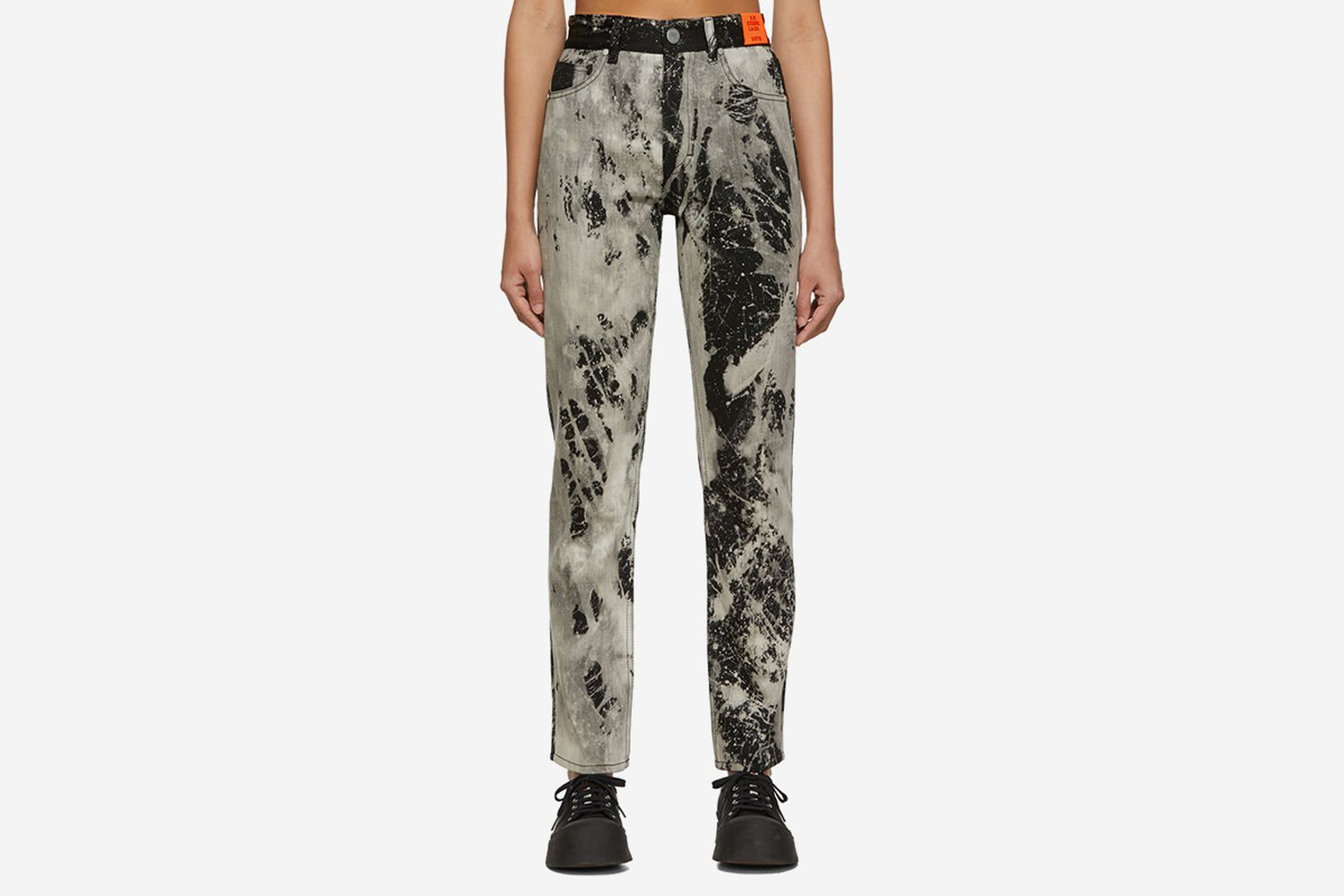 SOTO Hand-Bleached C Jeans