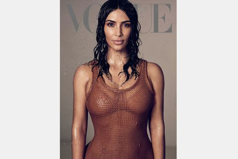 kim kardashian west vogue may 2019 cover story