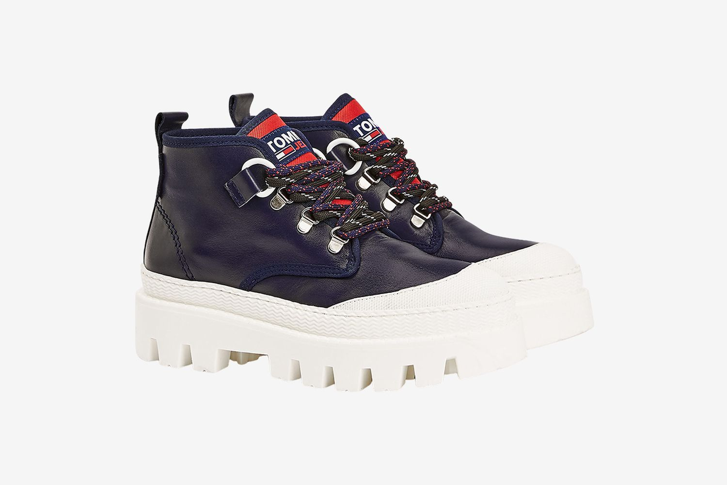 Women's Double Detail Cleated Boots