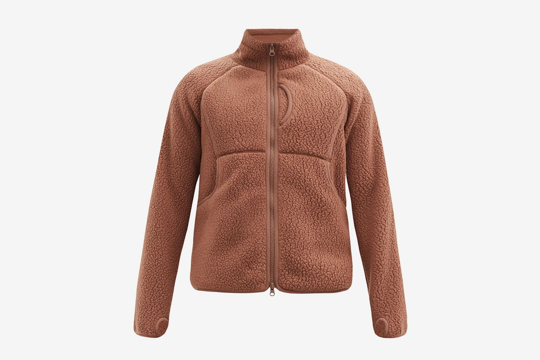Recycled Technical-Fleece Jacket