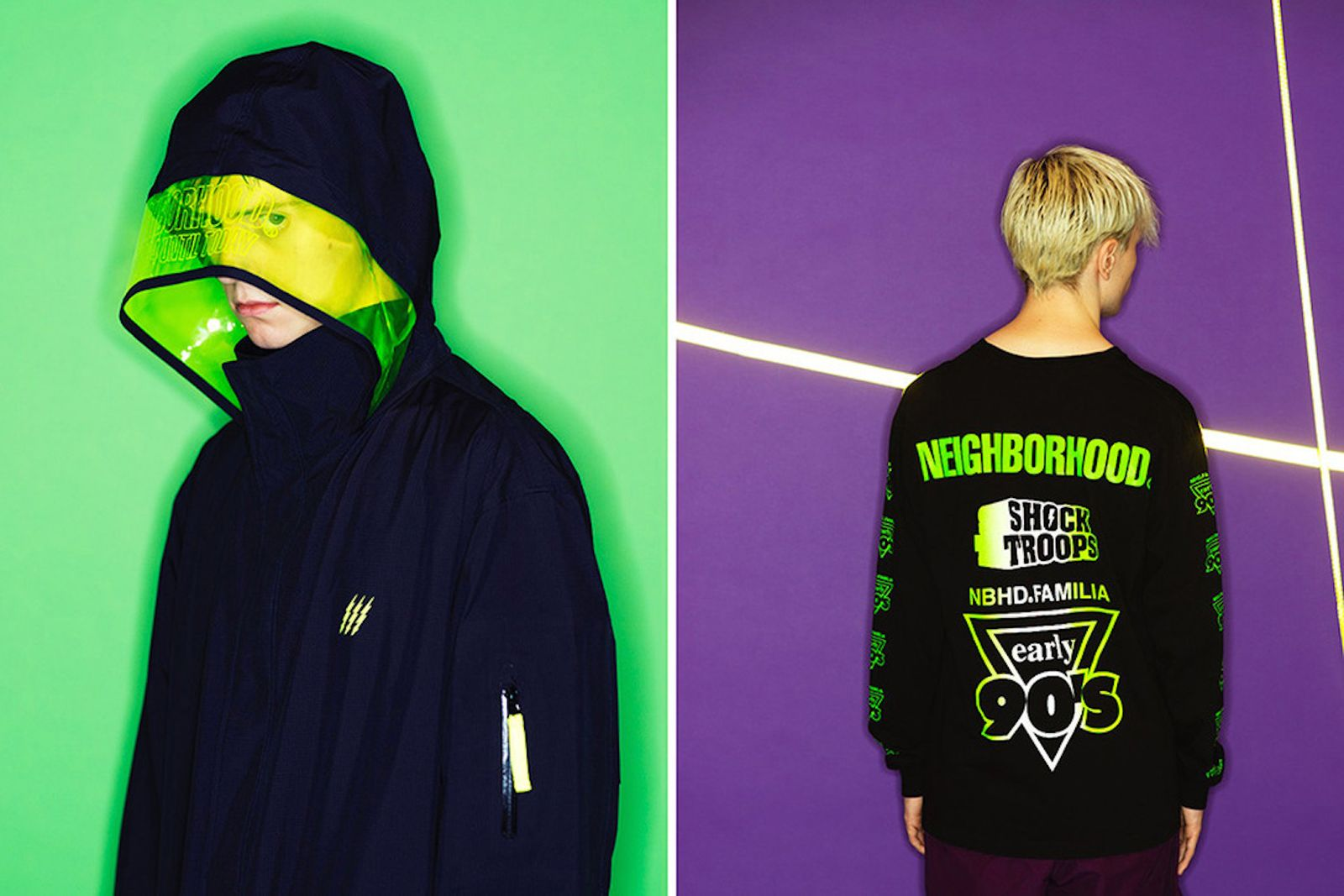 neighborhood ss19 lookbook