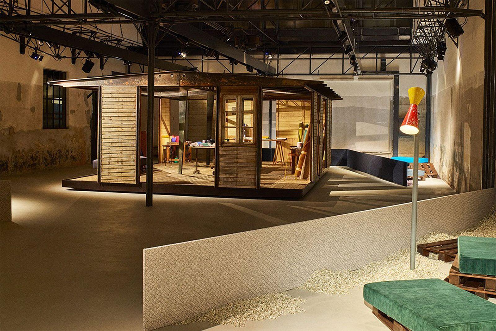 raf simons kvadrat milan Milan Design Week 2019