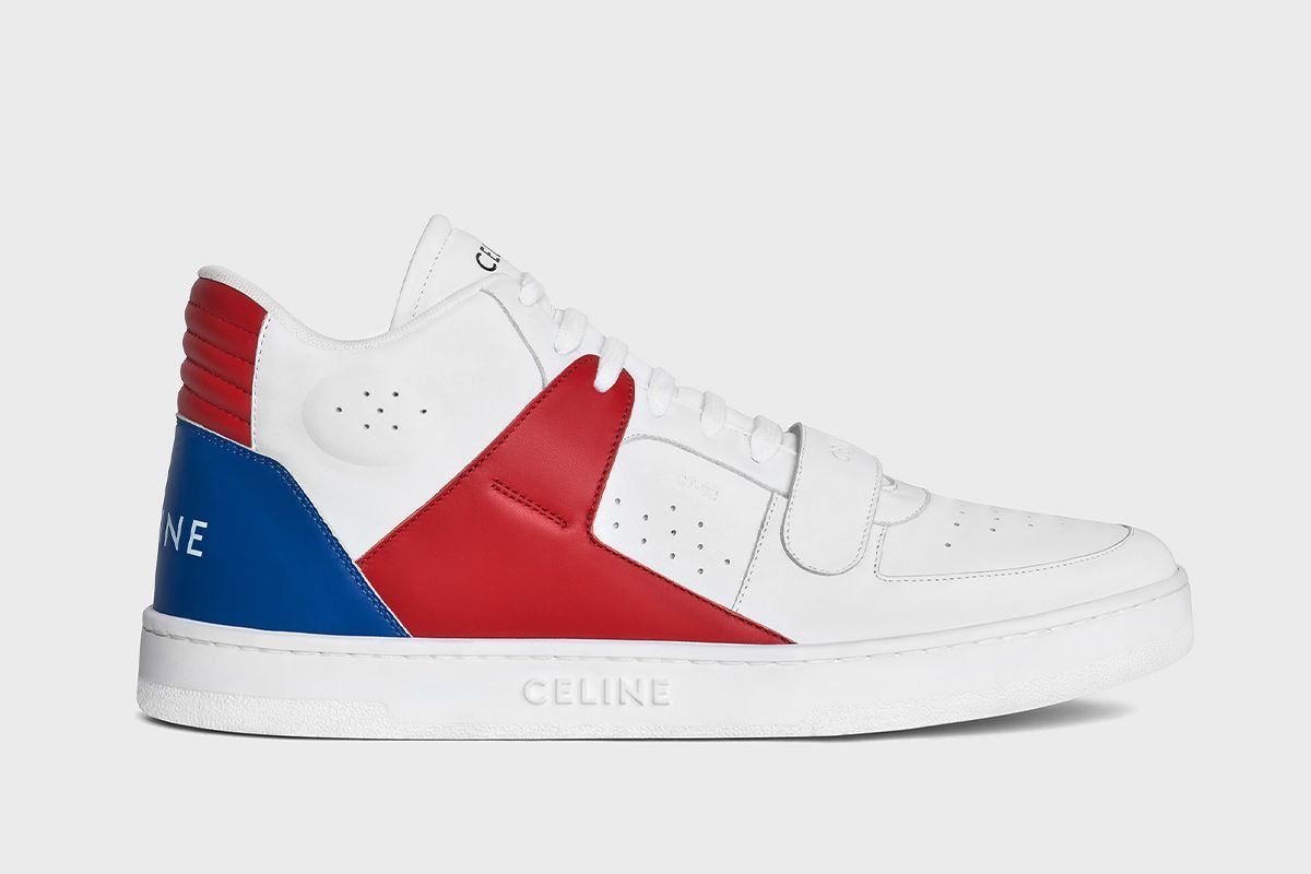 Hedi Slimane's First CELINE Sneaker Is Available to Buy Now 32