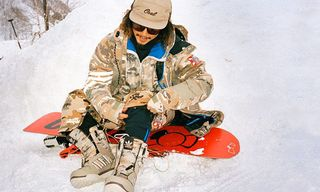 adidas Snowboarding Fall/Winter 2014 Collection