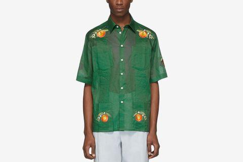 Organdy Shirt