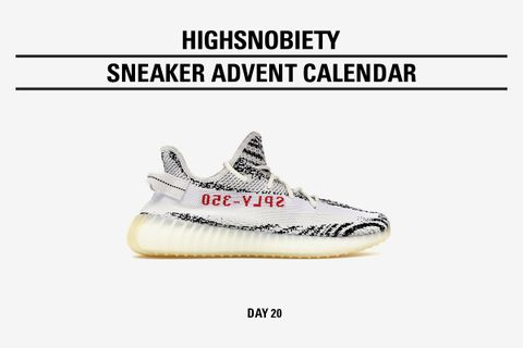 "6eadc2464a1 Win the adidas Originals YEEZY Boost 350 V2 ""Zebra"" in Today s Highsnobiety  Advent Calendar"