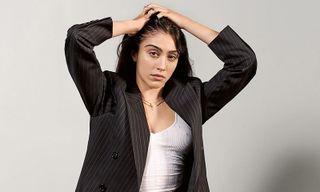 Madonna's Daughter Lourdes Fronts Supreme x Jean Paul Gaultier Collab