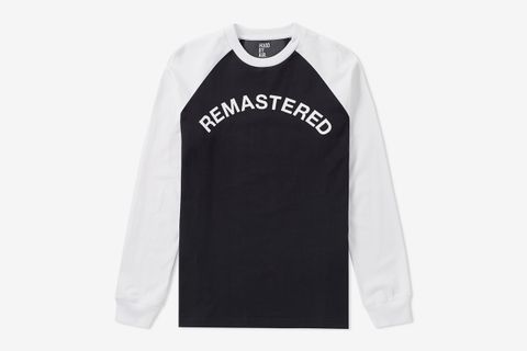 Remastered Baseball Top