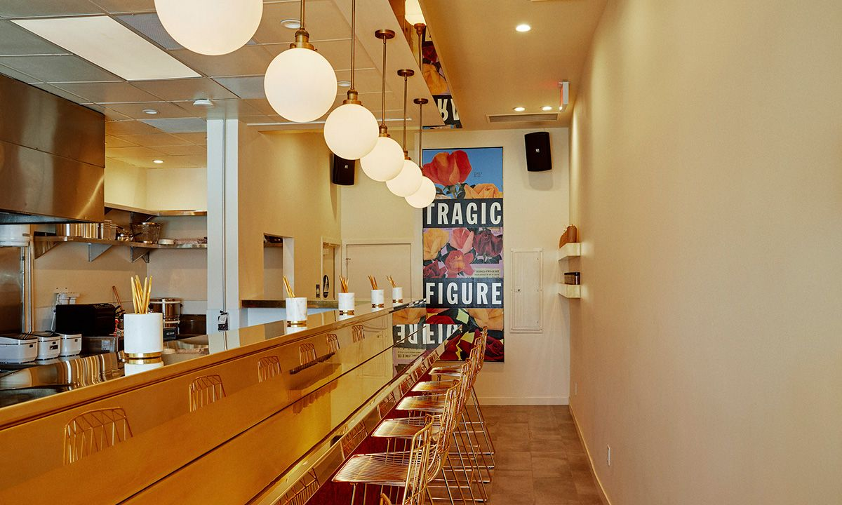 RIKE Is Downtown LA's Newest Destination For Food, Design, Art and Music