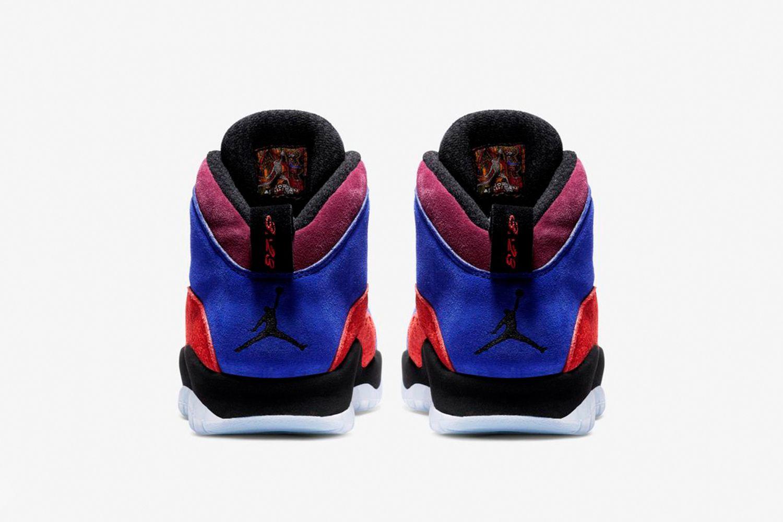 Air Jordan 10 Court Lux