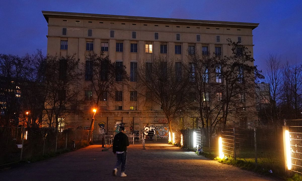 Berlin's Berghain Reopens With Sound Exhibition