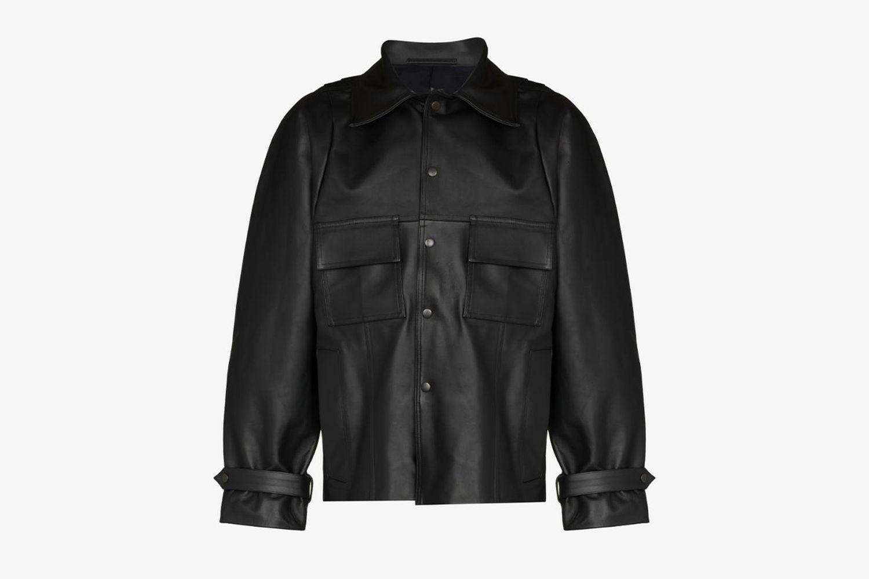 Barlon Leather Jacket