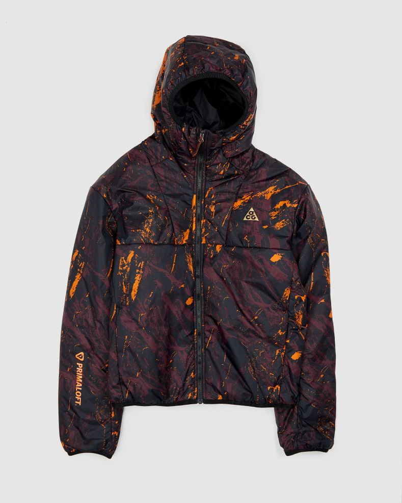 "Nike ACG ""Rope de Dope"" - Burgundy - Women's Packable Jacket"