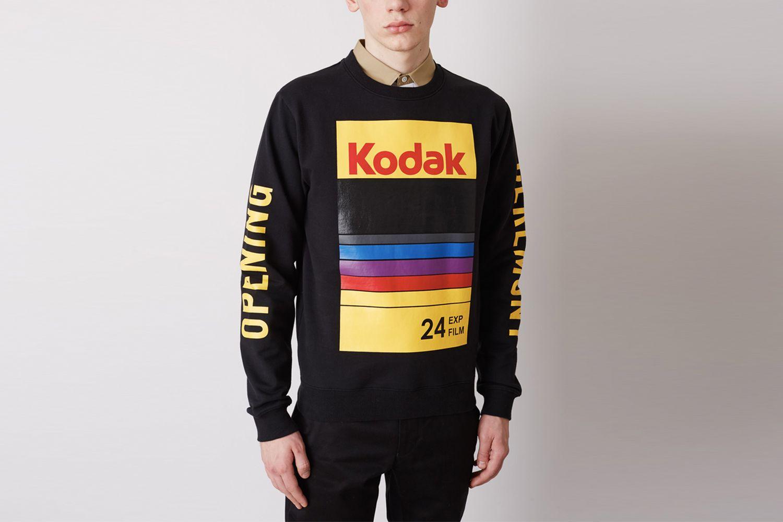 Kodak Crewneck Sweatshirt