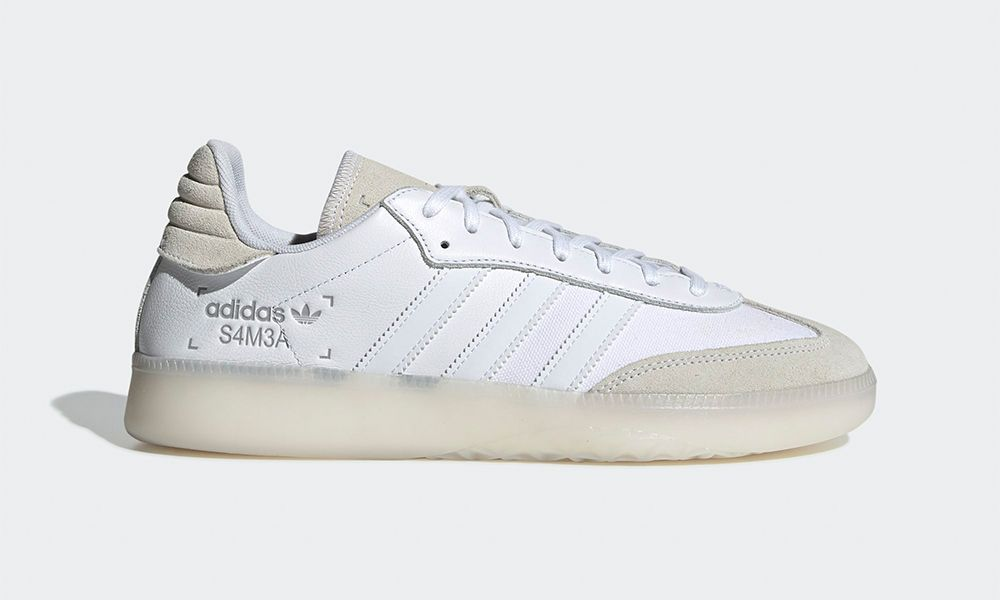 Sofocante Soportar dedo índice  The adidas Samba RM Is Available Now in