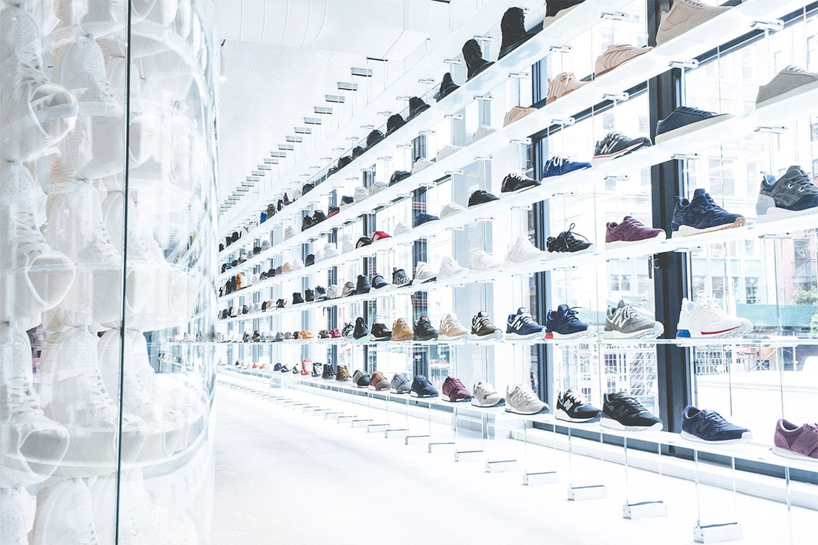best new york sneaker stores kith AMEX american express platinum
