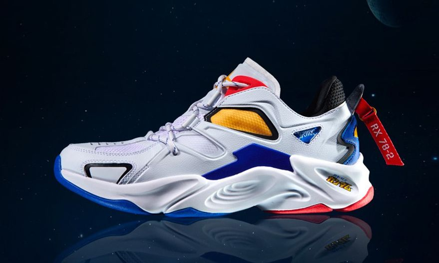 'Mobile Suit Gundam' x 361° RX-78-2 Sneaker: Buy It Here