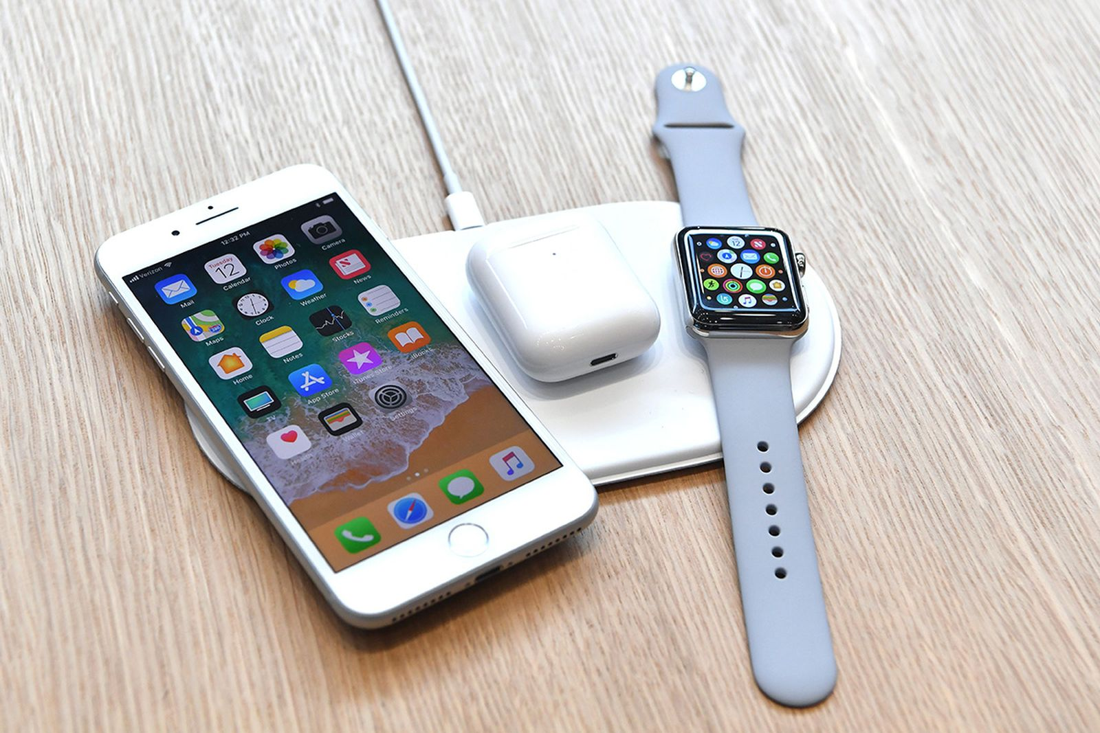 apple airpower mat production rumors
