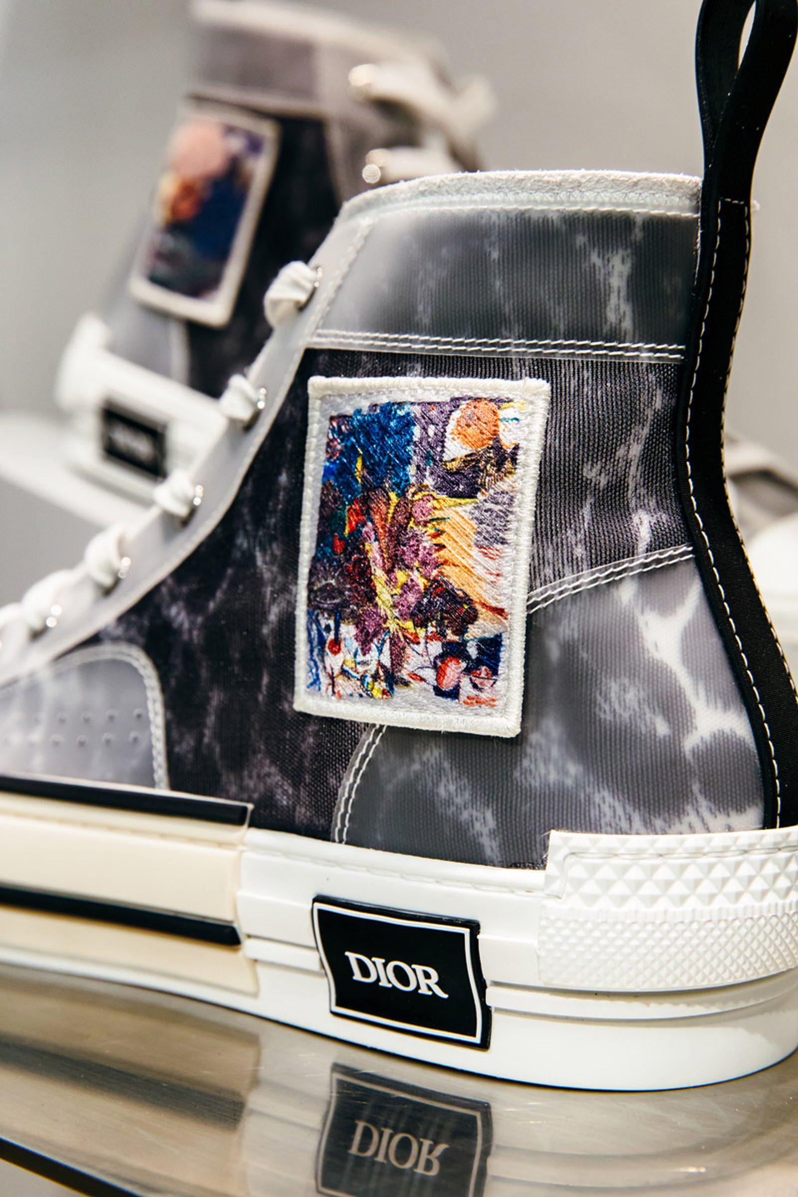 MFW19 Paris Dior ReSees Footwear JulienTell 09 kim jones pfw