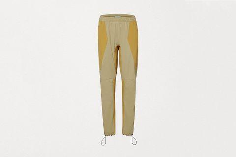 Trousers in Lightweight Technical Gabardine
