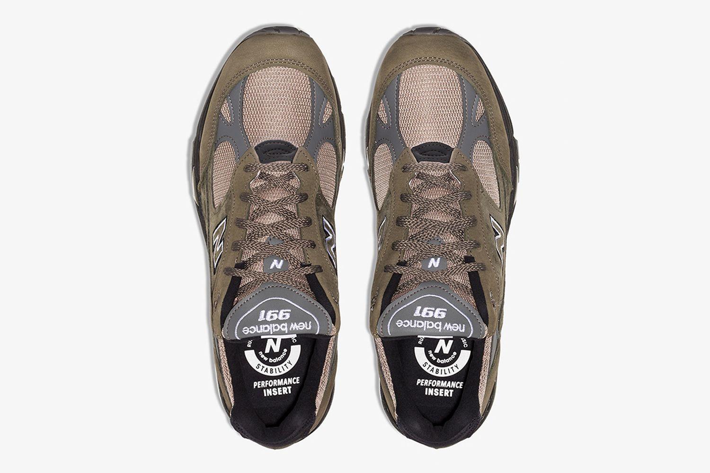 M991 Low Top Sneakers