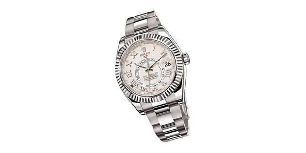 rolex officially releases the sky
