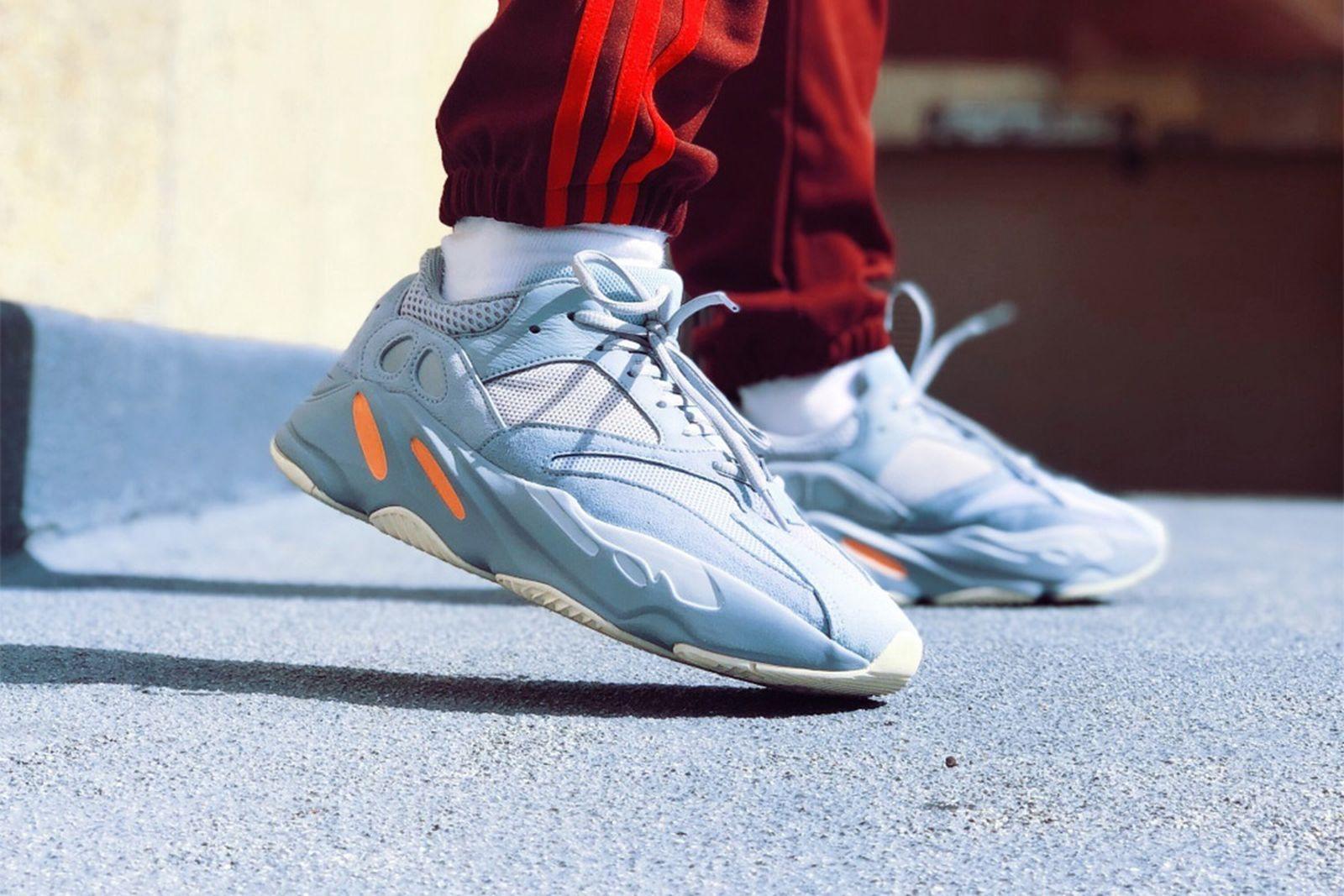 yeezy boost 700 best instagram sneaker photos OFF-WHITE x Nike Blazer Mid Raf Simons Replicant Ozweego adidas originals YEEZY Boost 700 v2