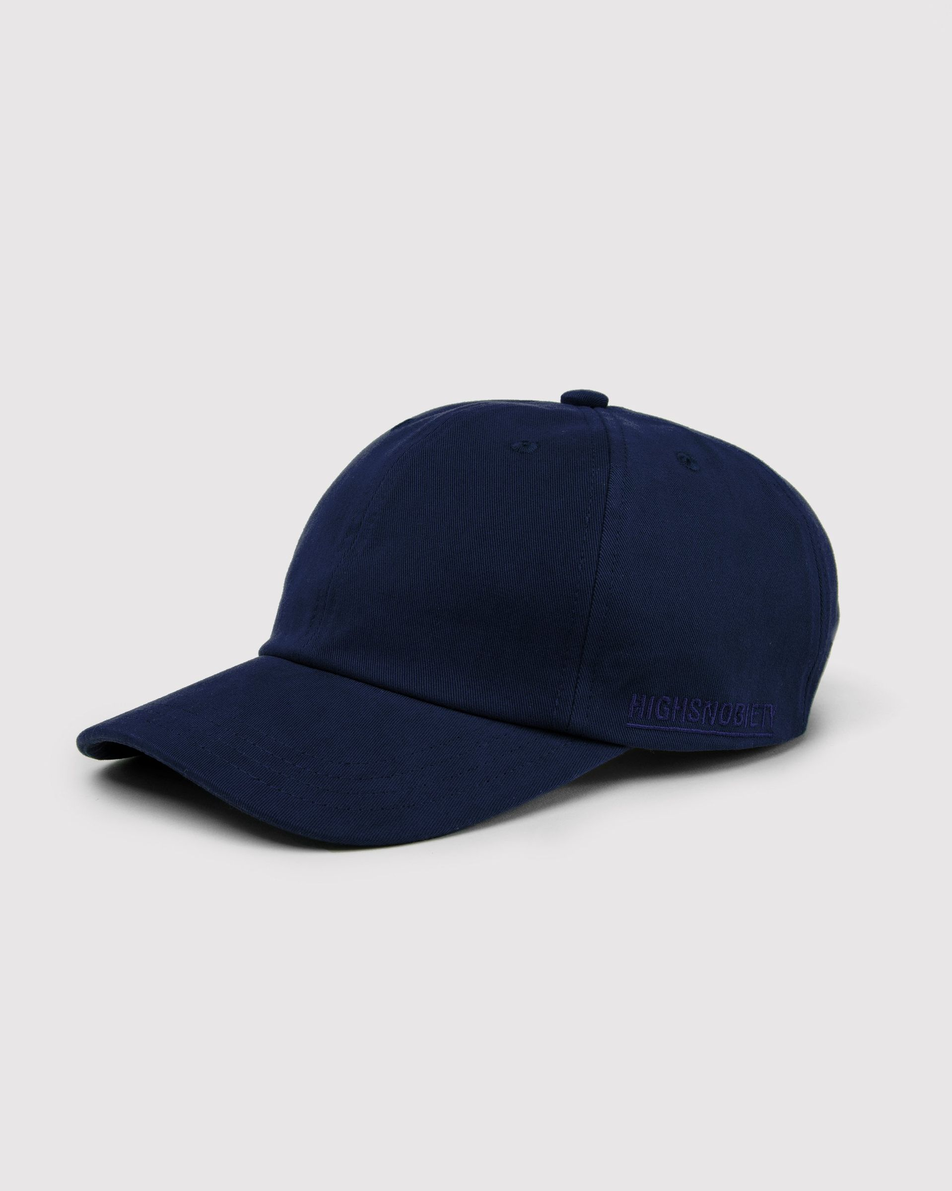 Highsnobiety Staples - Cap Navy - Image 1