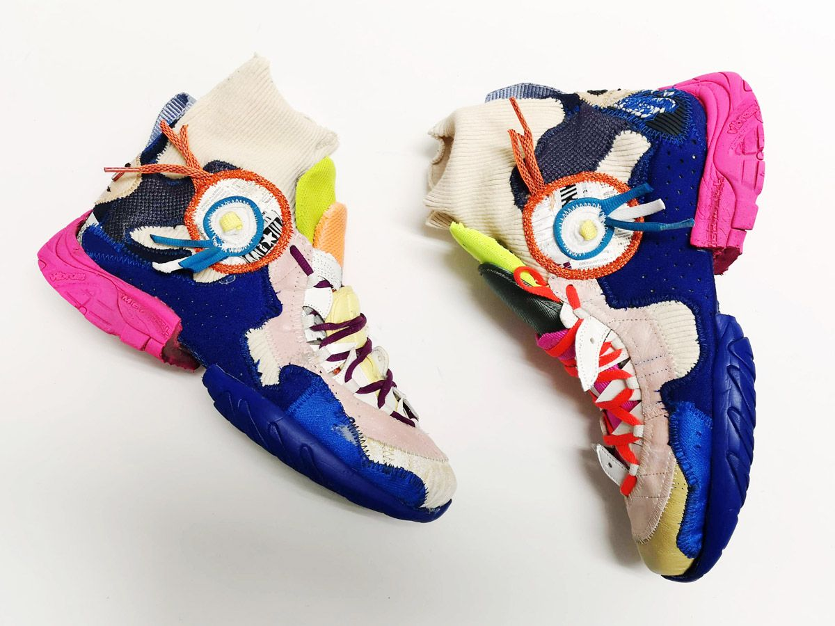 Helen Kirkum Is Redefining Sustainable Sneaker Design 25