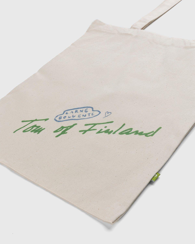 Carne Bollente – Tote Of Finland Bag Beige - Image 4