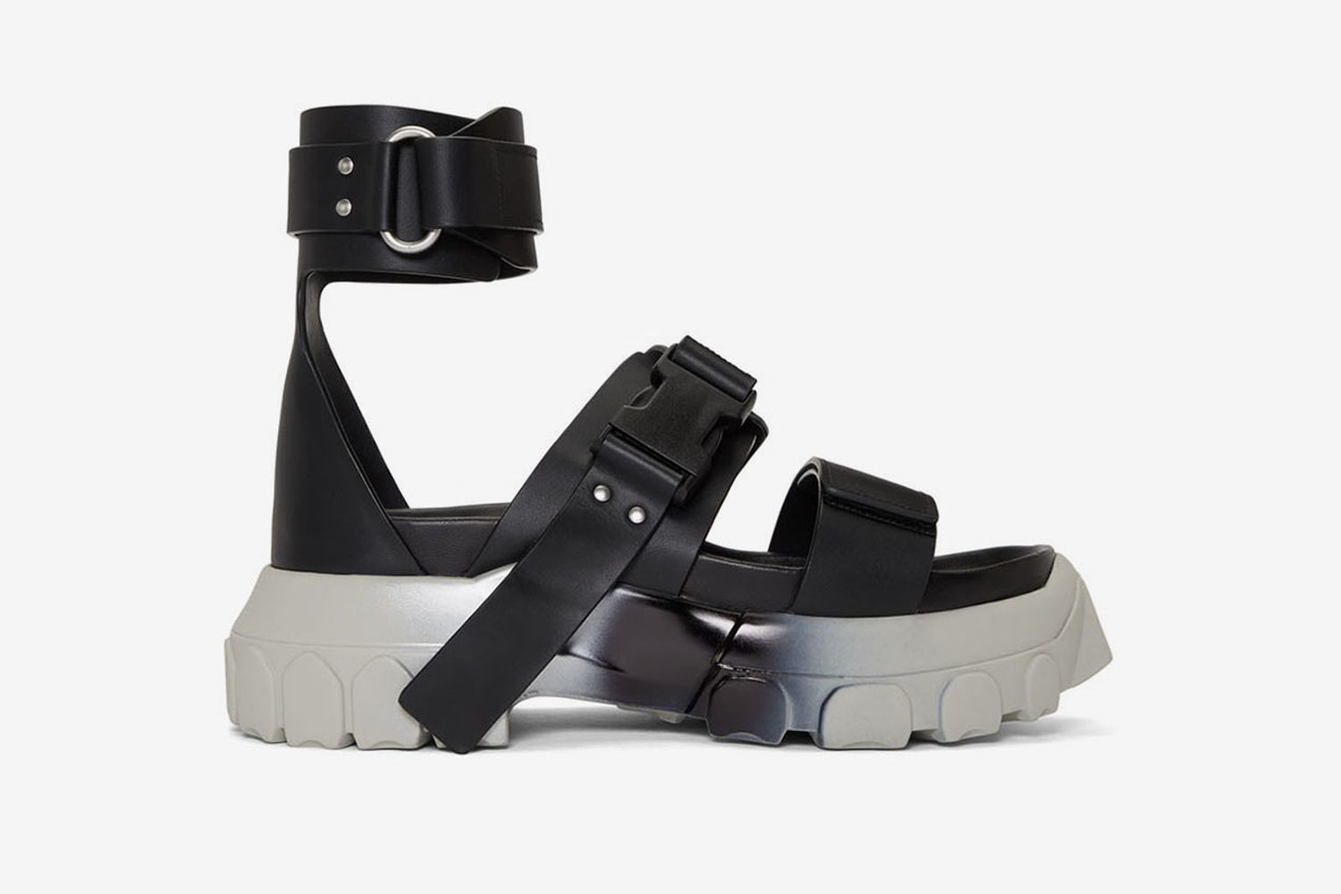 Ankle Strap Tractor Sandals