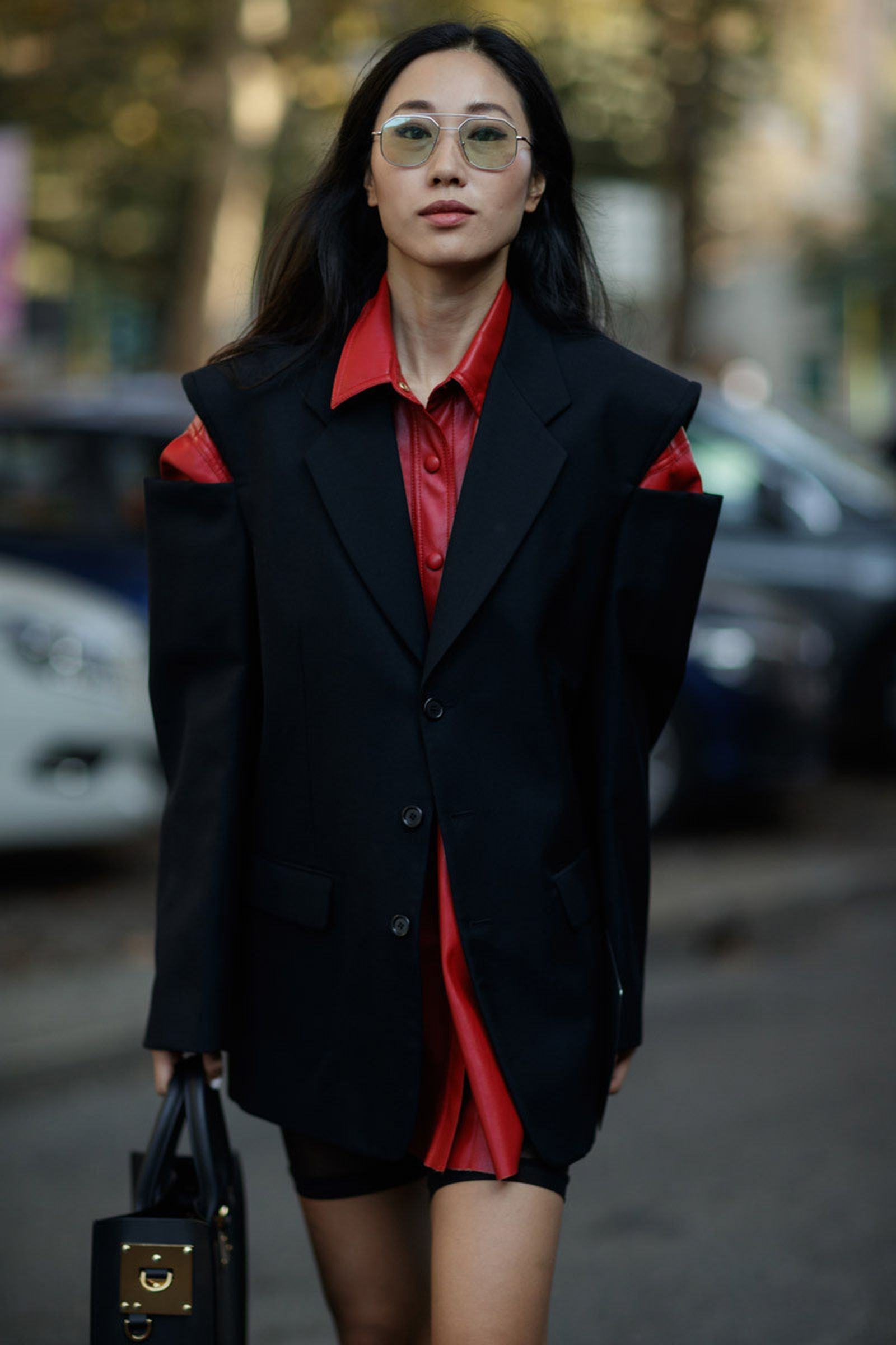 suits trend Fw18 prada