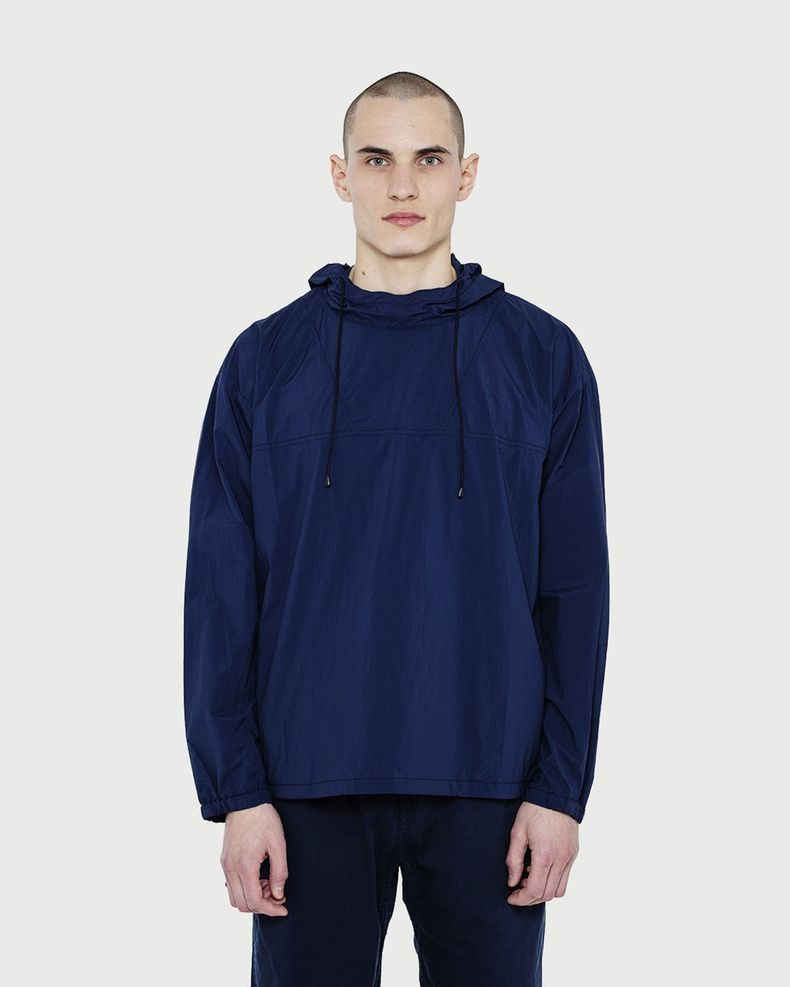 Gramicci — Packable Anorak Parka Double Navy