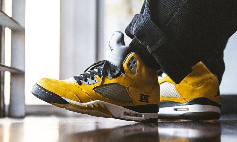 Air Jordan 5 Retro T23 & More of the Best Instagram Sneakers