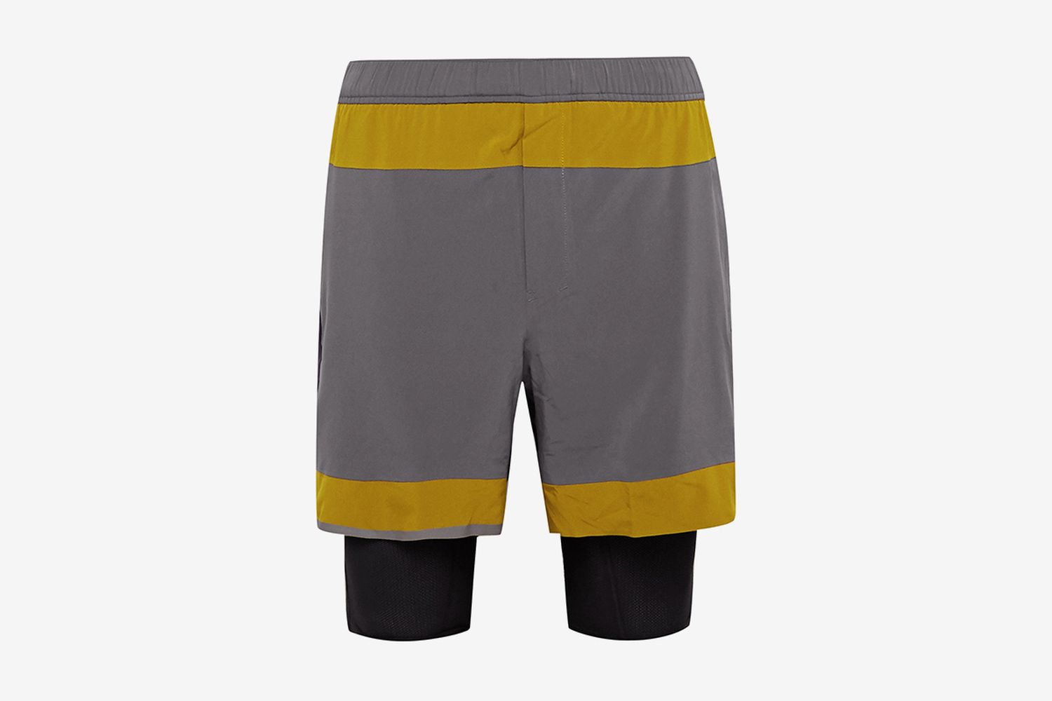 Take the Moment Colour-Block Swift Shorts