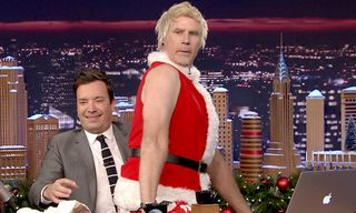 Will Ferrell Is the Next Generation Santa Claus on 'Jimmy Fallon'
