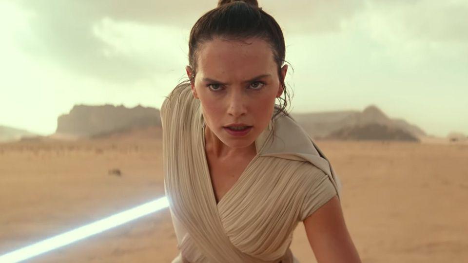 An Exclusive 'Star Wars: The Rise Of Skywalker' Scene Is Premiering in 'Fortnite'