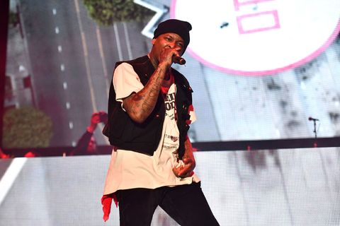 YG's Hyped New Album '4Real 4Real' Has Finally Arrived