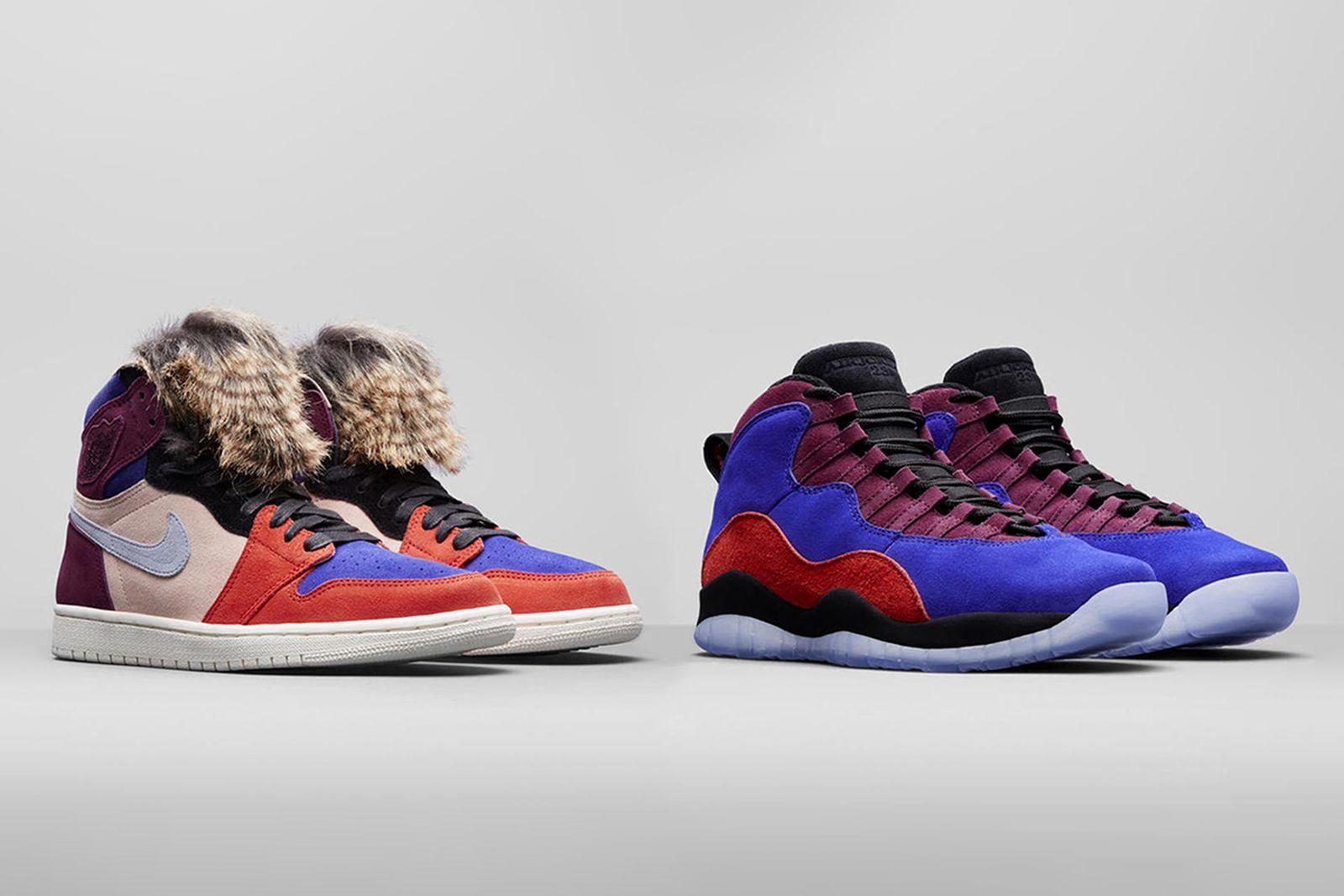 Aleali May x Wmns Air Jordan 1 Retro High 'Court Lux'