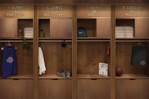 space jam 2 tease lebron james